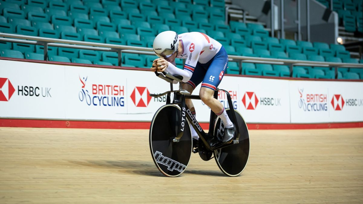 2020 Olympic track bike for Team GB has been announced and