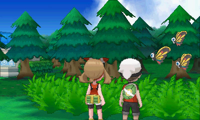 E3 2014: Pokemon Ruby And Sapphire HD Remakes' New Legendaries Revealed #31540