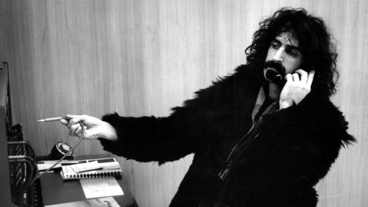 Frank Zappa: 'People thought the Beatles were god! That's not correct' |  Louder