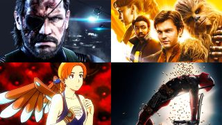 Metal Gear Solid 5, Solo: A Star Wars Story, Forgotten Anne and Deadpool 2