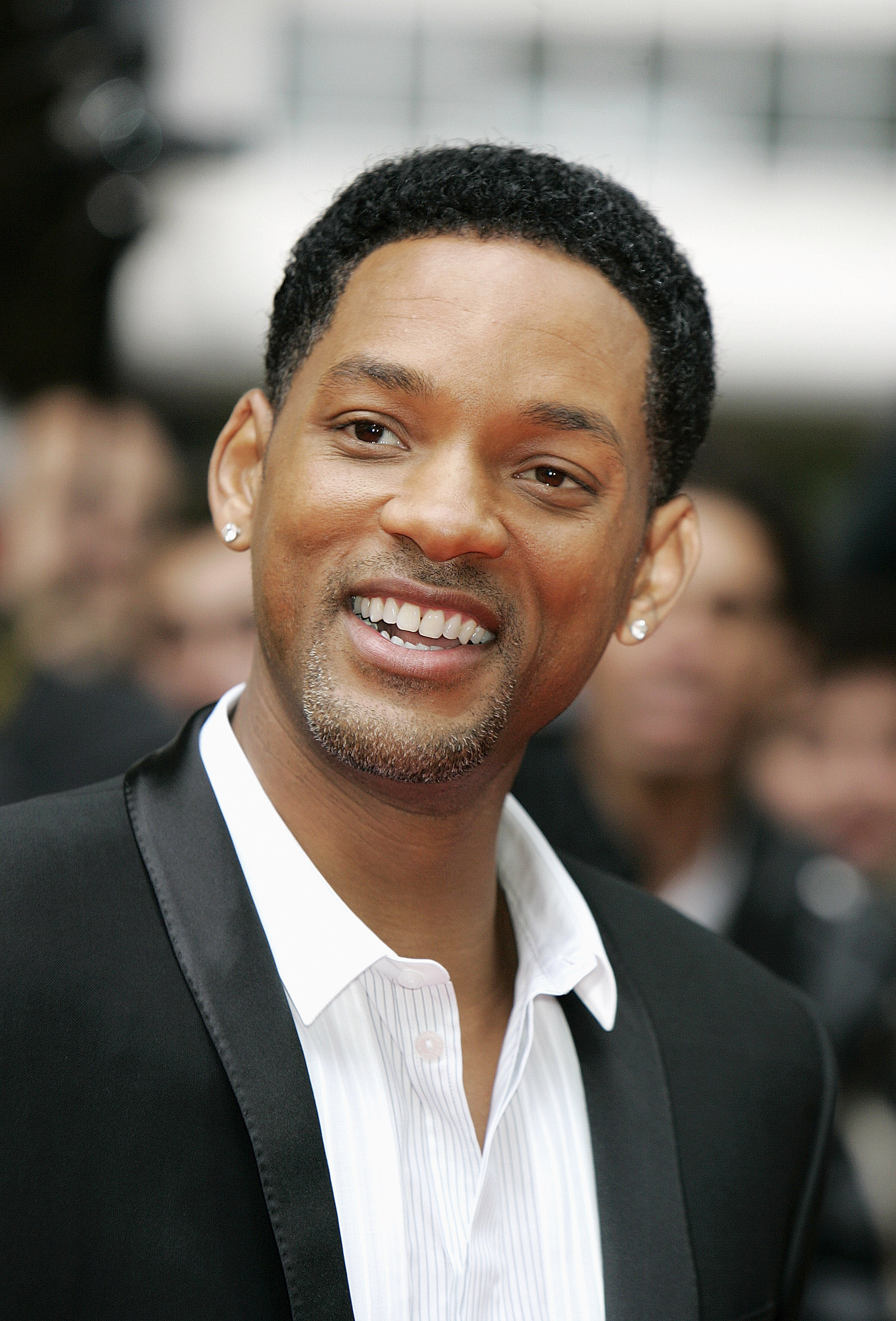Will Smith: 'I want to star in EastEnders'