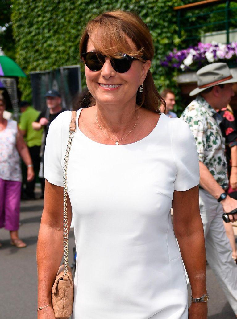 Carole Middleton Style