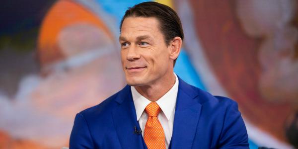 John Cena The Today Show NBC