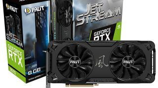 GeForce RTX 3070 JetStream