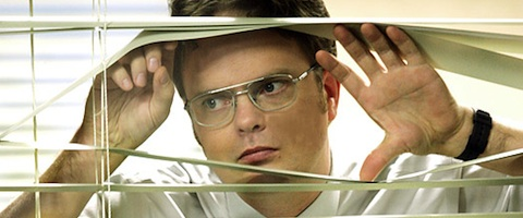 Is the office 39 s dwight schrute getting his own spin off series cinemablend - How many episodes of the office ...