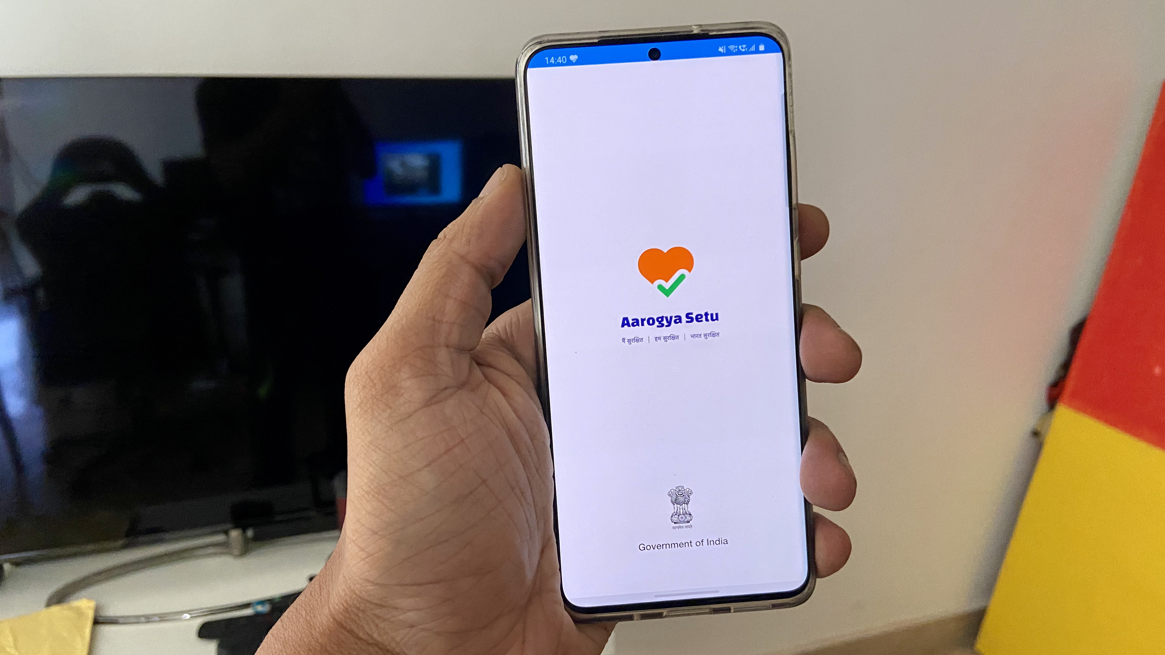 Indian Government launches Aarogya Setu app to track Coronavirus ...