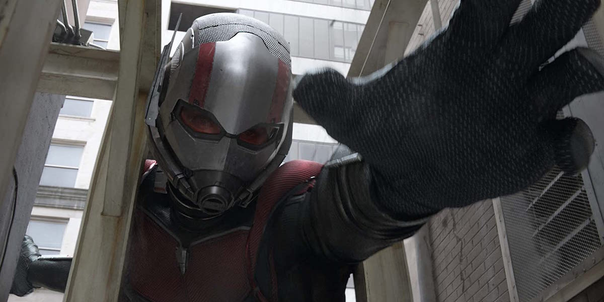 Marvel Studios Hires 'Rick and Morty' Veteran to Write 'Ant-Man 3'