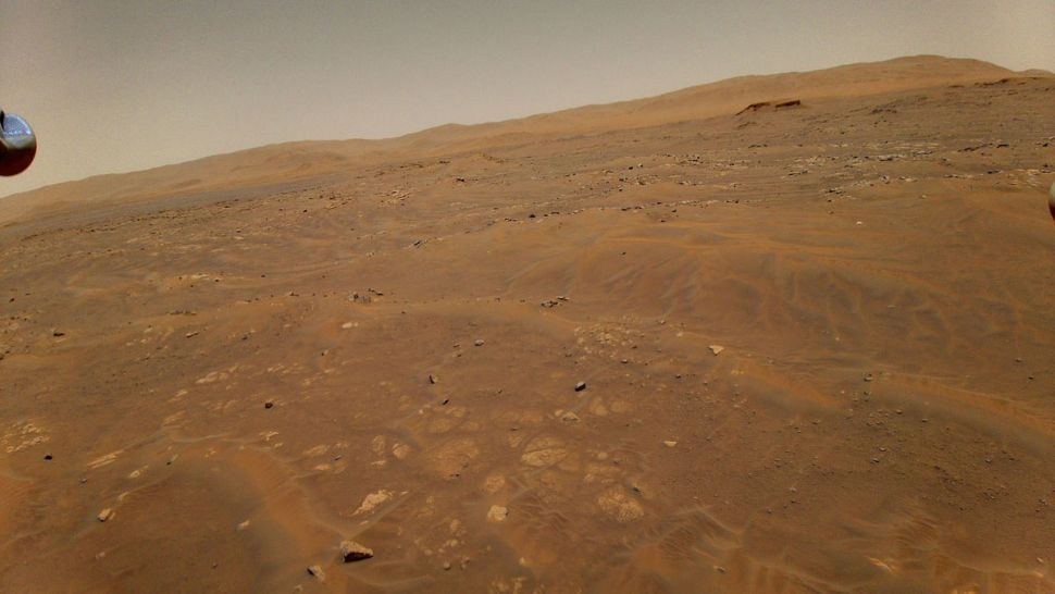 NASA's Perseverance rover begins 1st science campaign on Mars