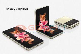 Samsung Galaxy Z Flip 3 brochure