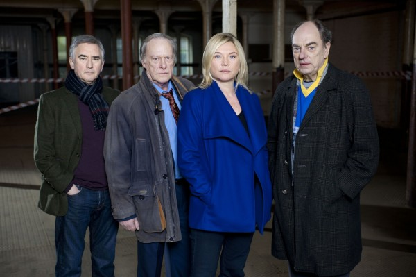 Amanda Redman used to star in New Tricks (BBC)