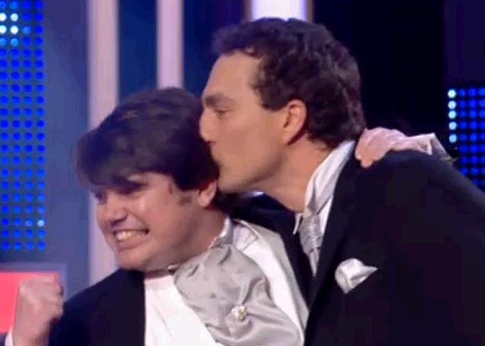 James and Charlie are Let's Dance 2011 winners!