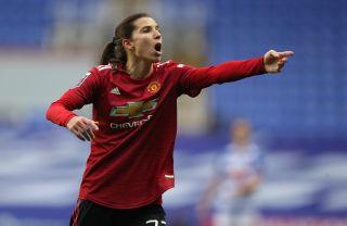 Reading v Manchester United – FA Women's Super League – Madejski Stadium