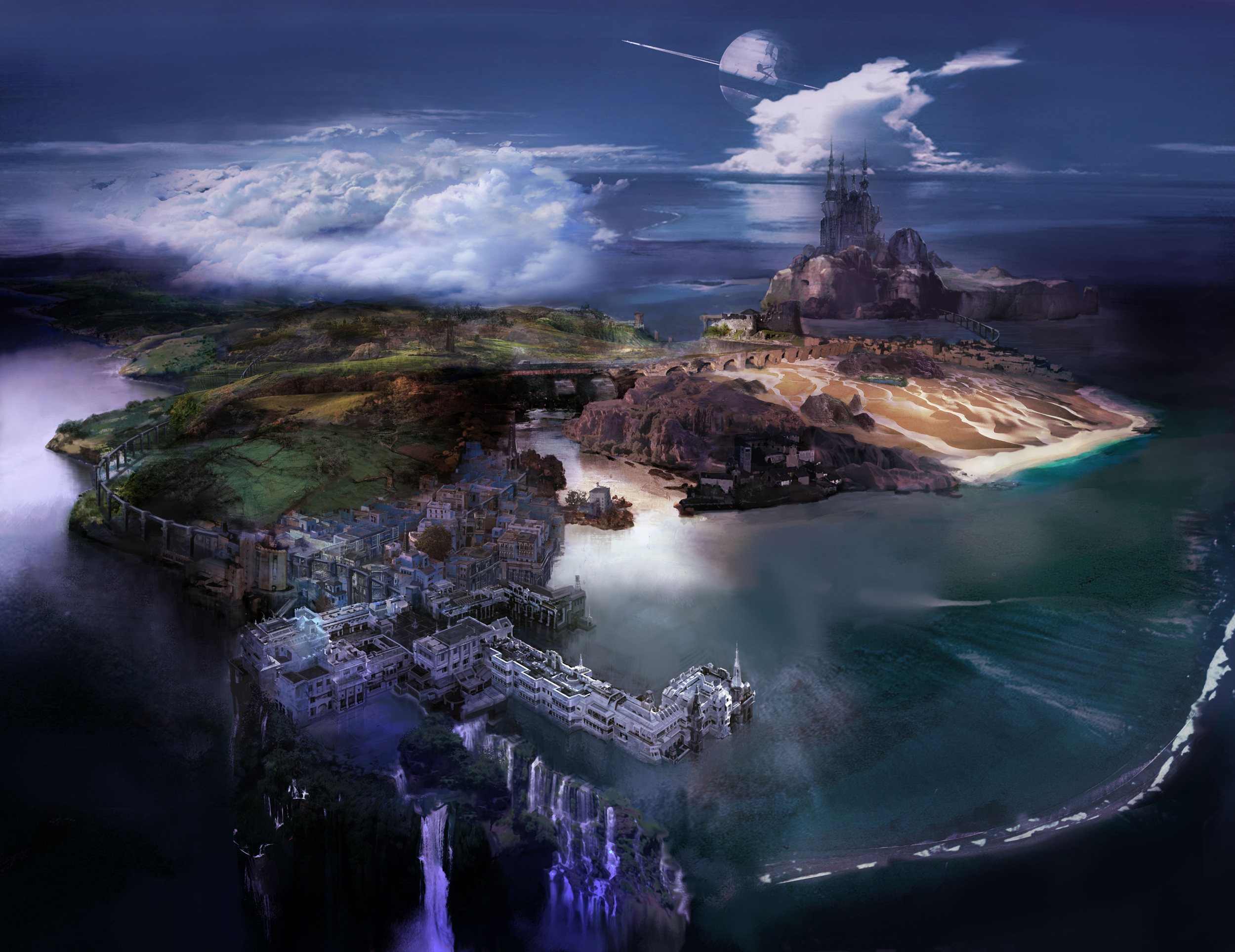 Lightning Returns: Final Fantasy XIII Will Complete The Trilogy #23484