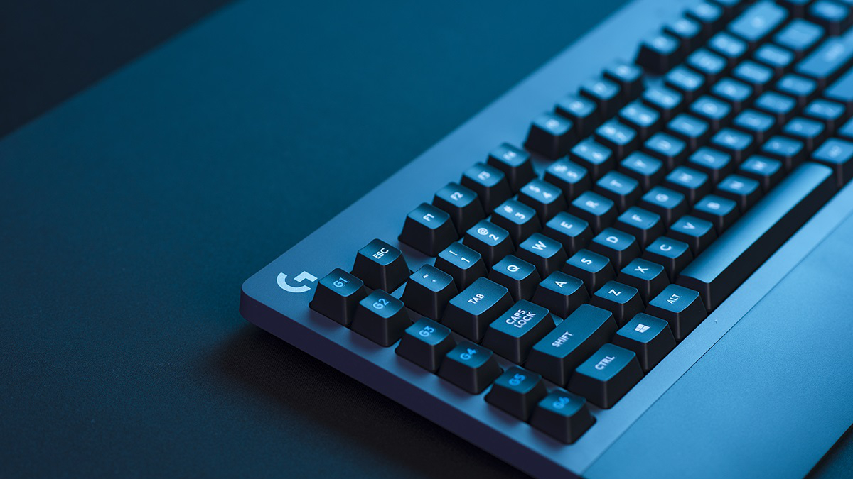 607506abad9 Logitech claims new wireless mechanical gaming keyboard is better than wired