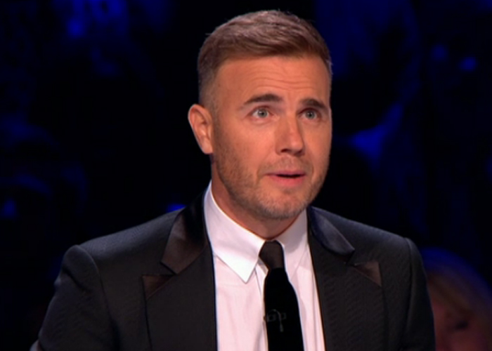 The X Factor: Gary and Louis make up differences