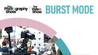 It's a Burst Mode bonanza at the Photography Show this Sunday and Monday, September 20 & 21, live and interactive