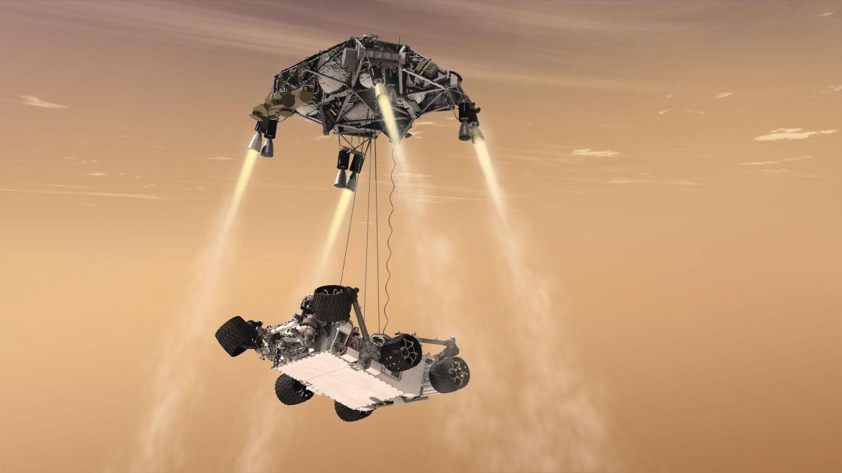 Destination Mars: A timeline of Red Planet landings - Space.com
