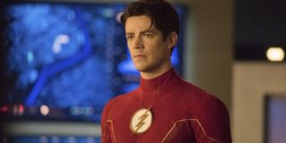 Grant Gustin on The Flash