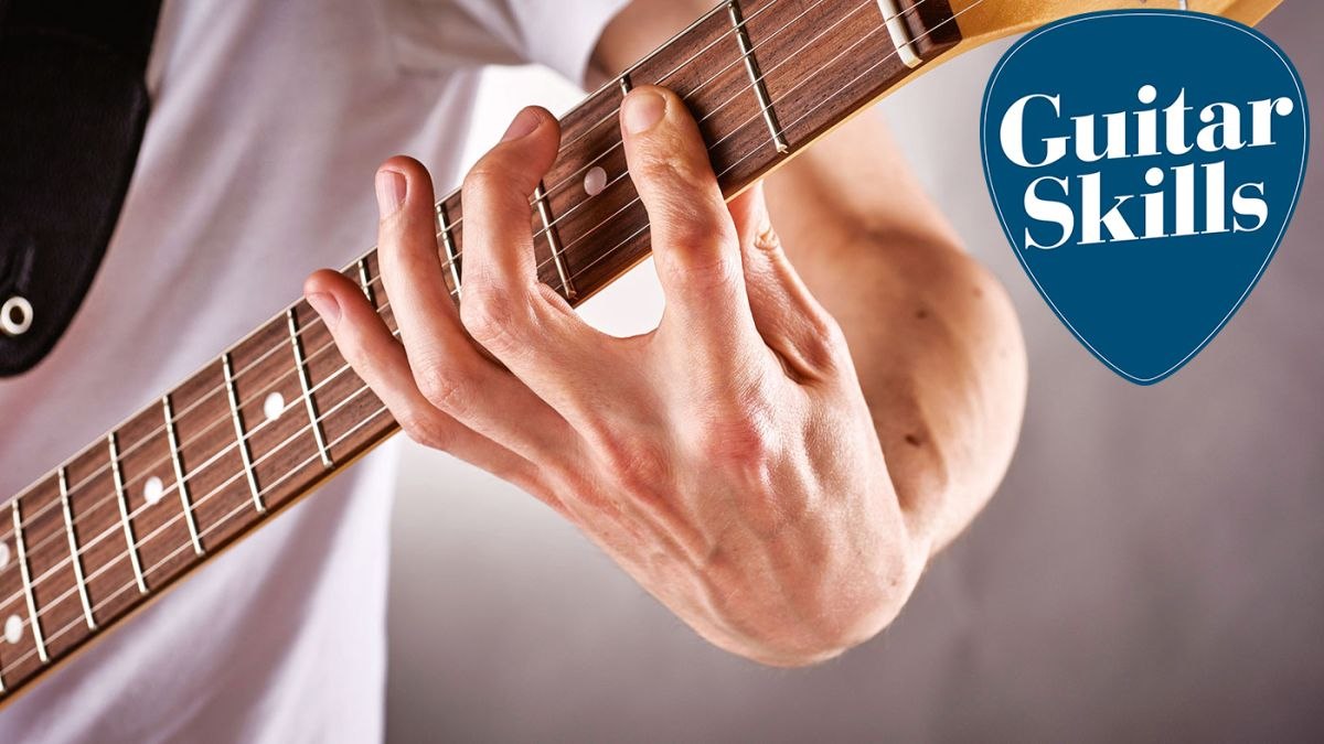 Guitar skills: learn 5 essential fret-hand techniques with our lesson