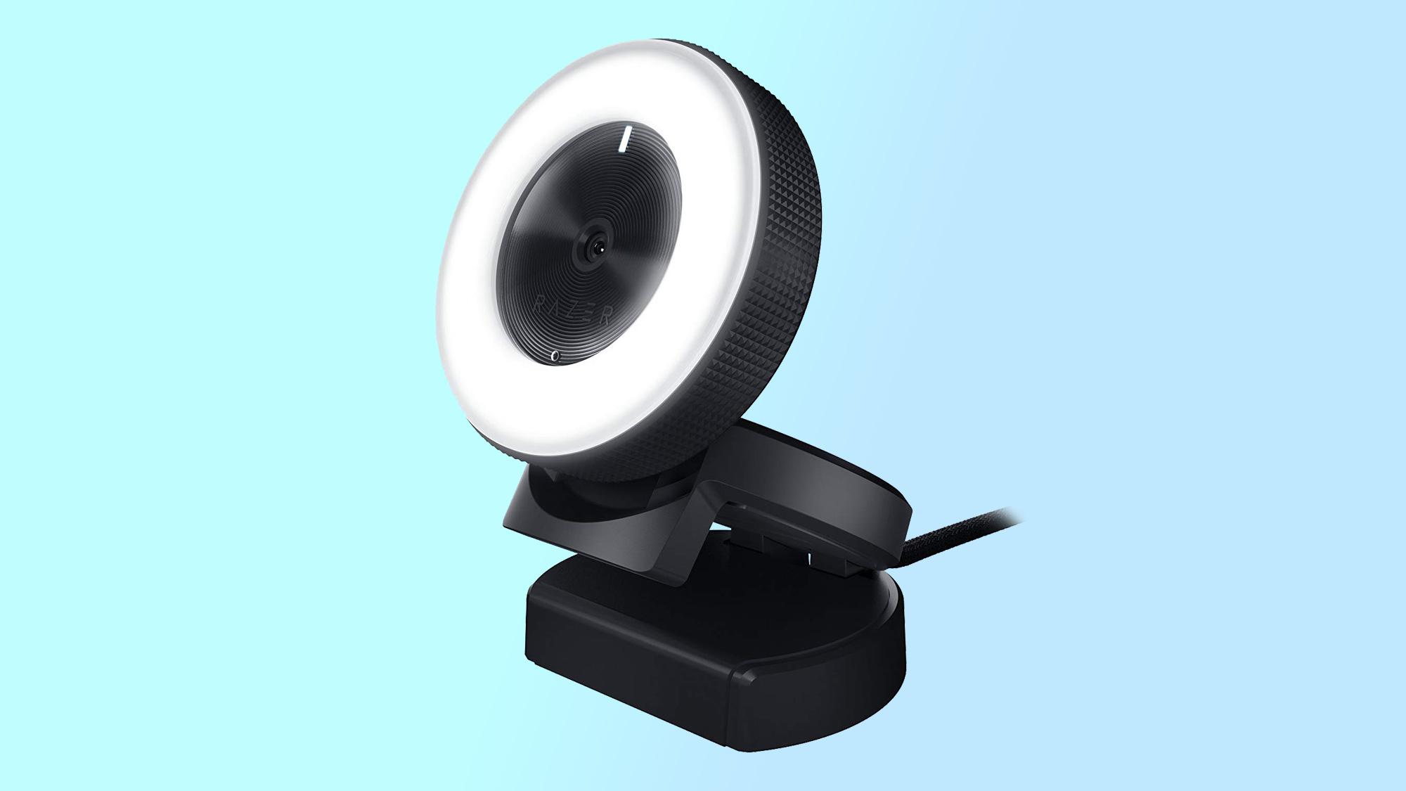Best webcams: Razer Kiyo