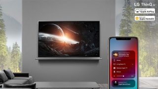 LG brings Apple AirPlay 2 and Homekit support to its top