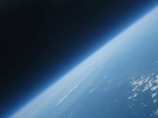 Student-Built Space Camera Photographs Earth, Costs $150