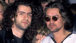Dweezil and Eddie Van Halen