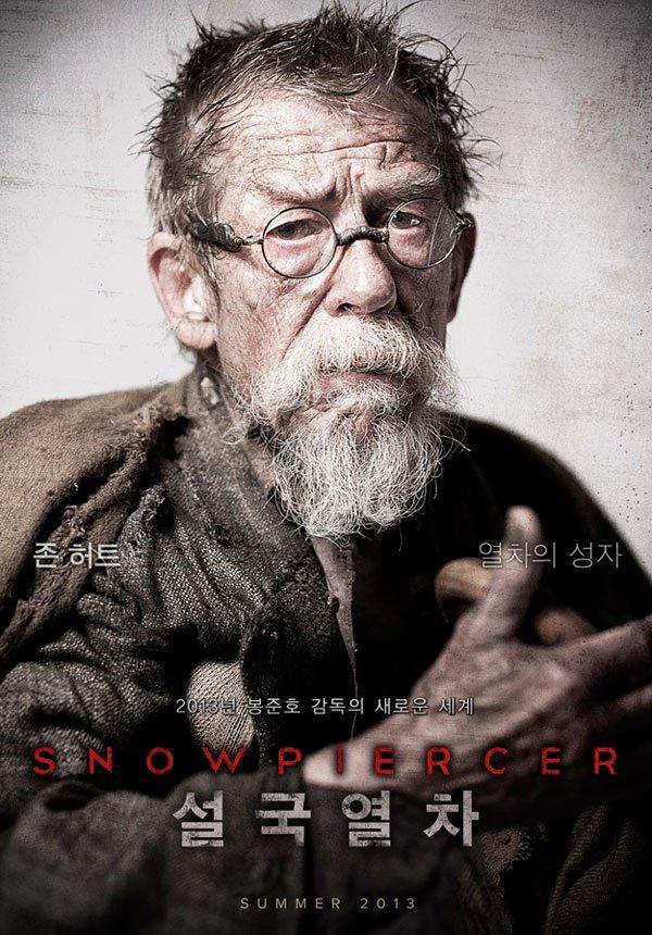 Snowpiercer Character Poster