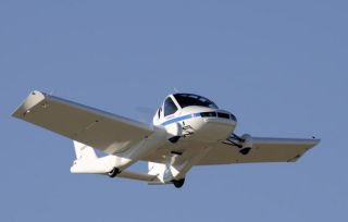 Transition Flying Car