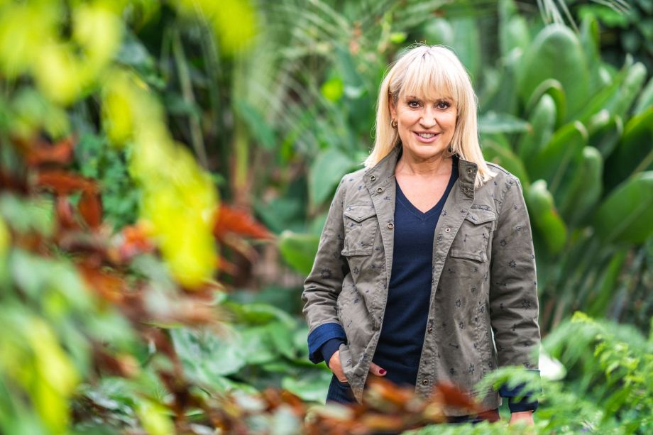 Nicki Chapman on The Great Gardening Challenge