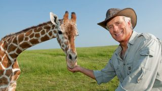 Jack Hanna, famed zoologist, is the star of several wildlife-focused shows.
