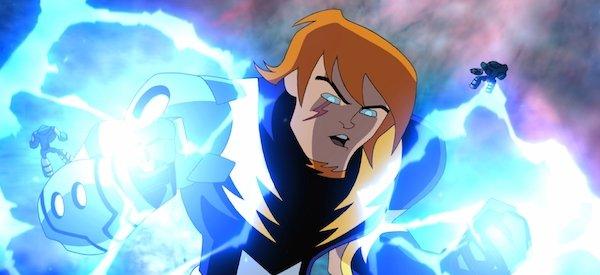 lightning lad cartoon