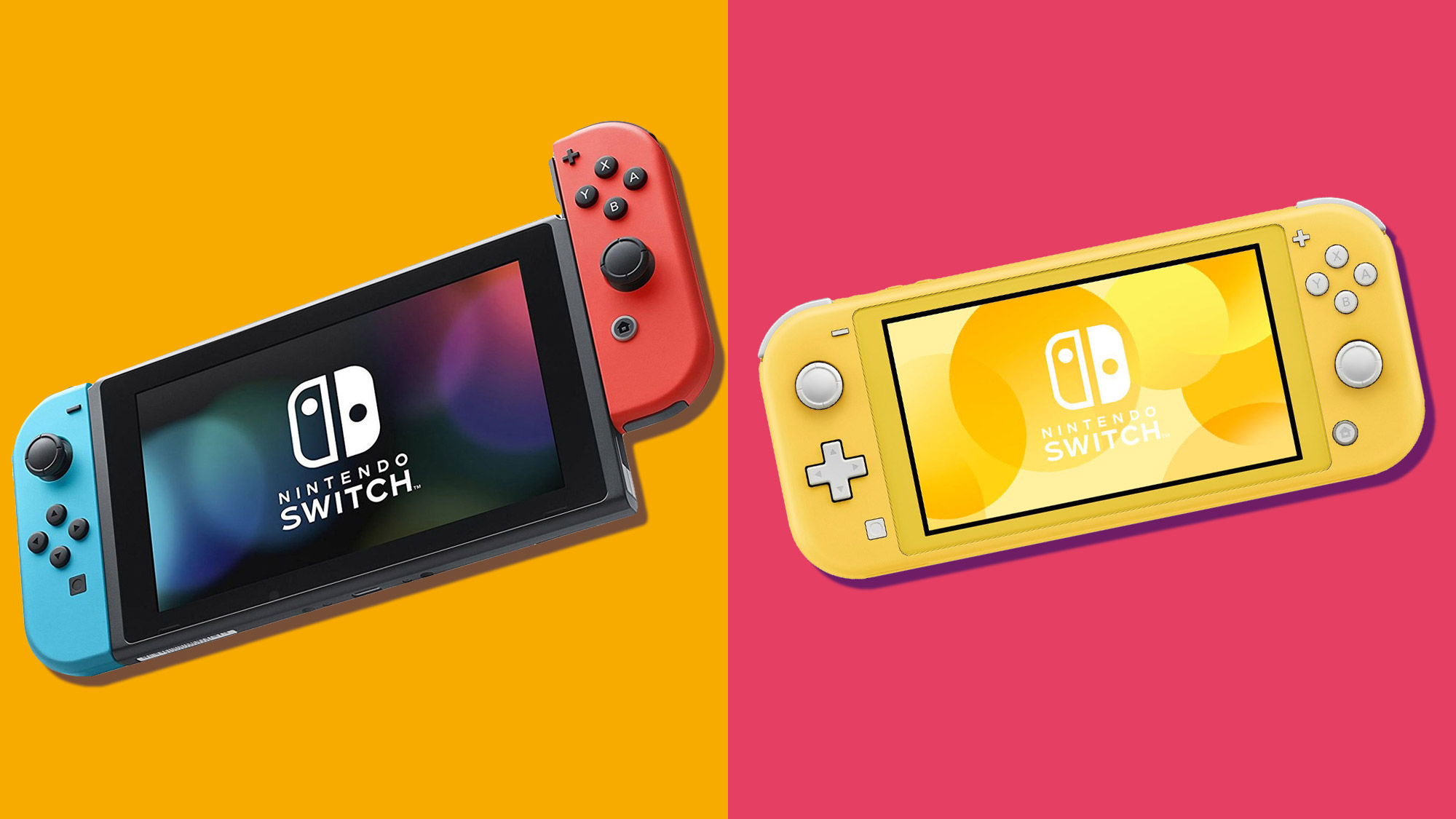 Nintendo Switch vs Nintendo Switch Lite: is bigger really better? |  TechRadar