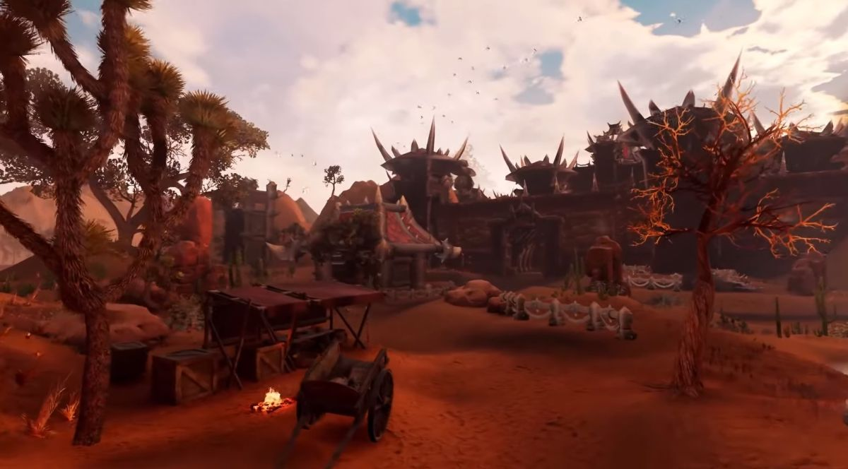 World Of Warcraft Recreated In Unreal Engine 4 Looks Great
