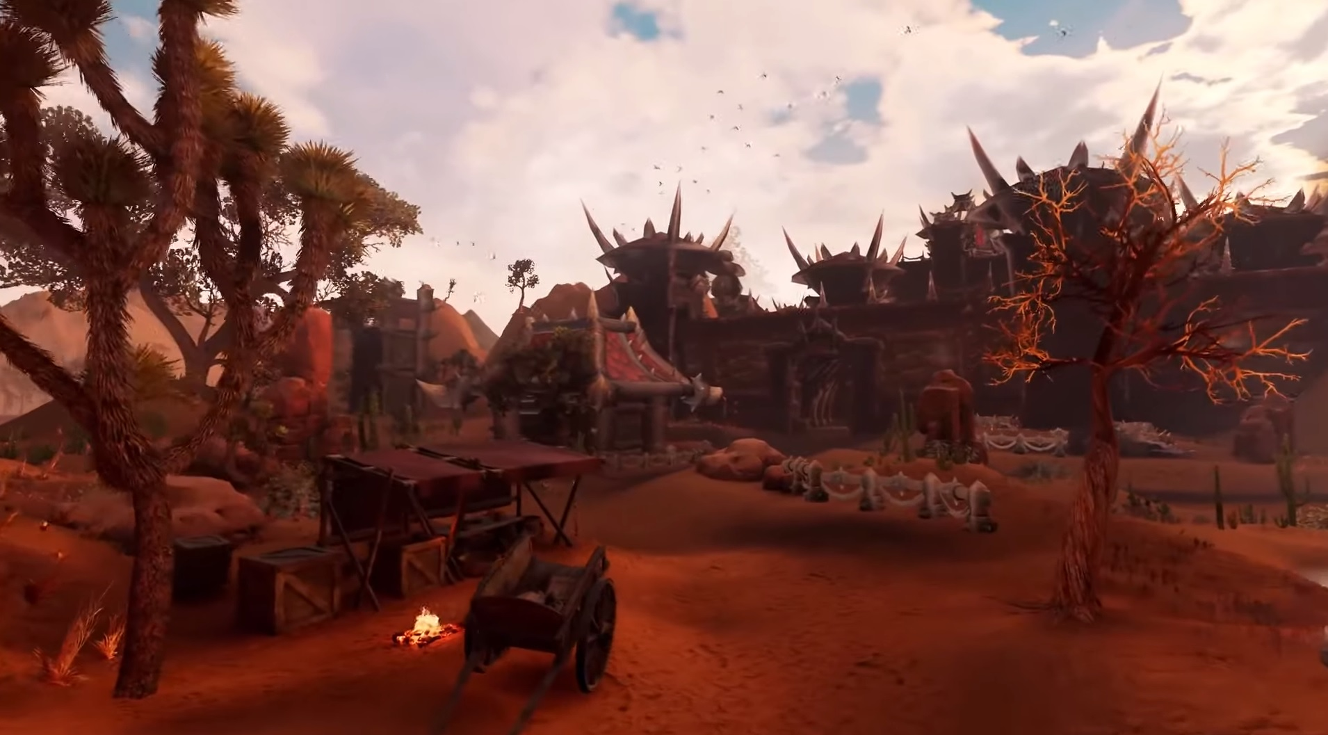 World of Warcraft recreated in Unreal Engine 4 looks great | PC Gamer