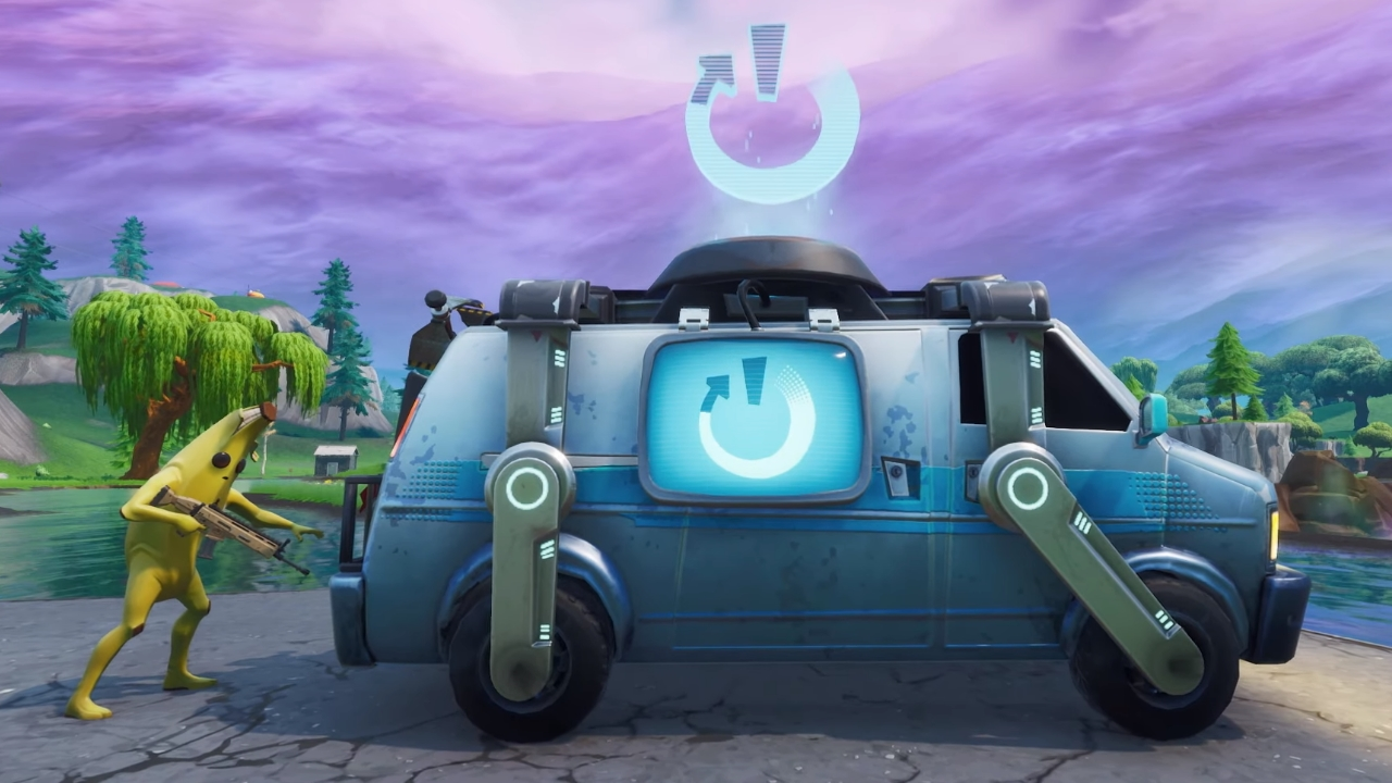 Fortnite Reboot Van locations - all the areas you can