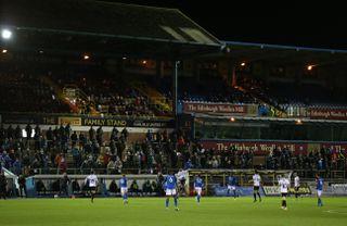 Carlisle United v Salford City – Sky Bet League Two – Brunton Park