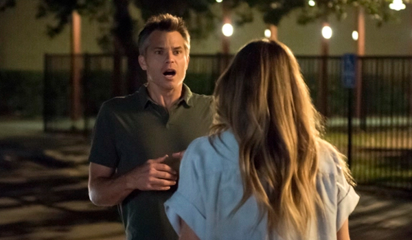 santa clarita diet, drew barrymore and timothy olyphant
