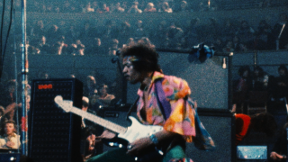 Jimi Hendrix at The Royal Albert Hall