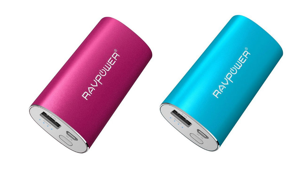 RAVPower 6,700mAh portable charger