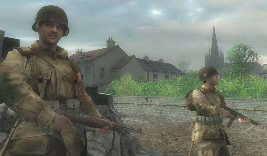 Gearbox's Brothers in Arms is getting a TV adaptation