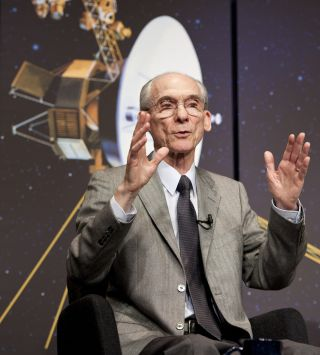Voyager Project Scientist Ed Stone