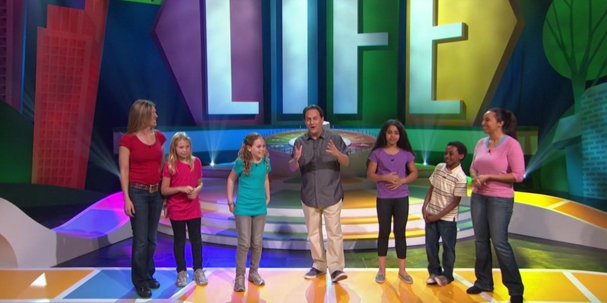Frank Nicotero Hosts The Game of Life Reality Show