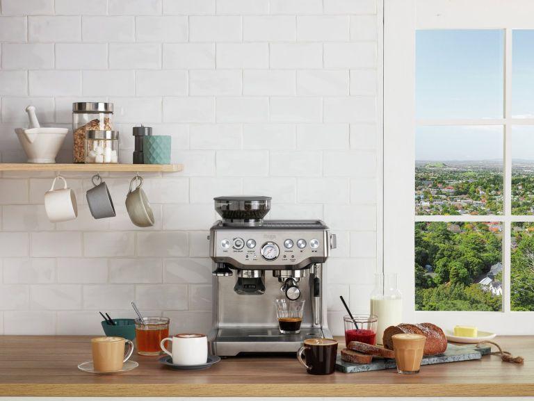 Sage Barista Express coffee machine review