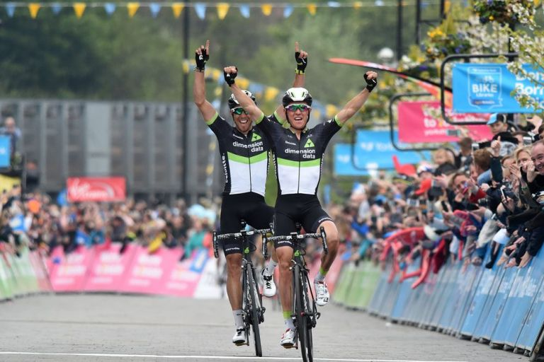 Ride the same roads in the tour de yorkshire with UK cycling events
