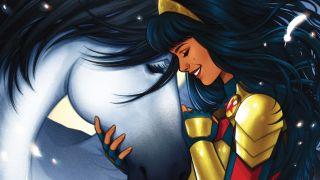 Wonder Girl #1 cover