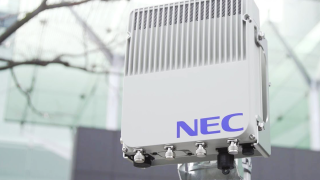 NEC 5G equipment.