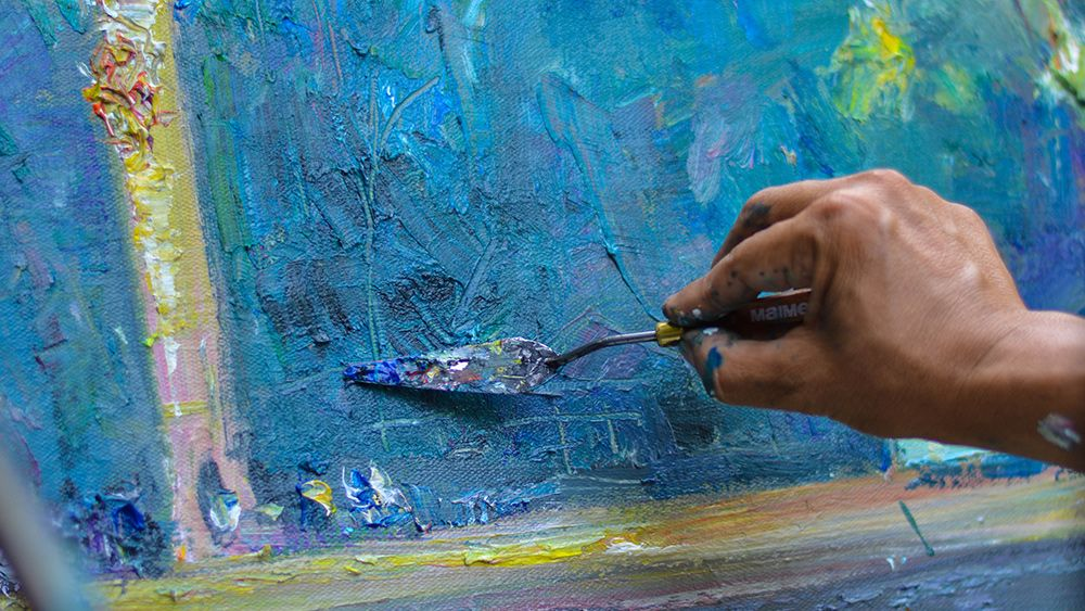 10 oil painting techniques to transform your artwork