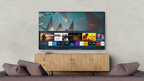 Test du téléviseur Samsung TU7100