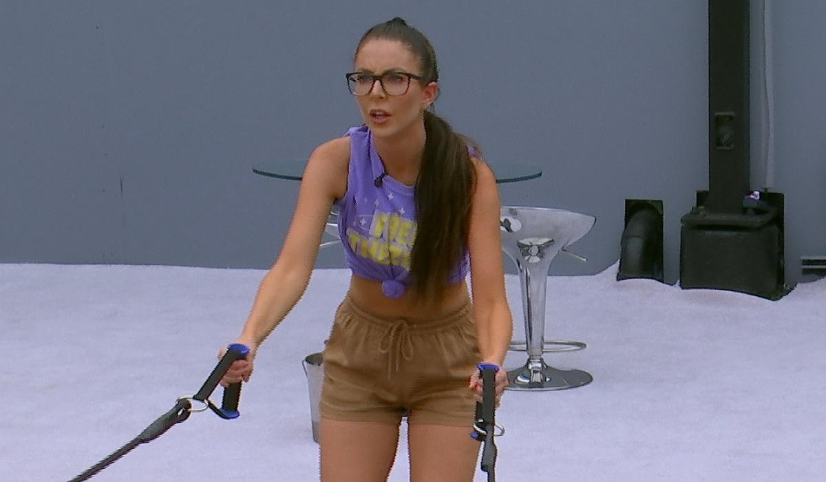 Holly Allen Big Brother CBS